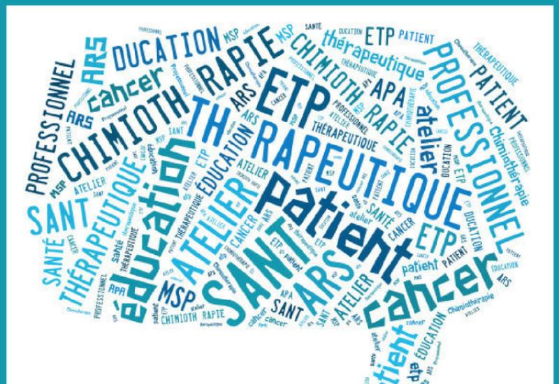 Éducation thérapeutique et oncologie :  échanges musclés