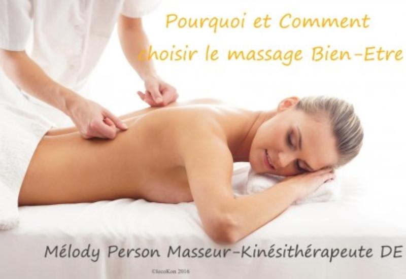 Massage Bien-être l'ebook pour s'y retrouver