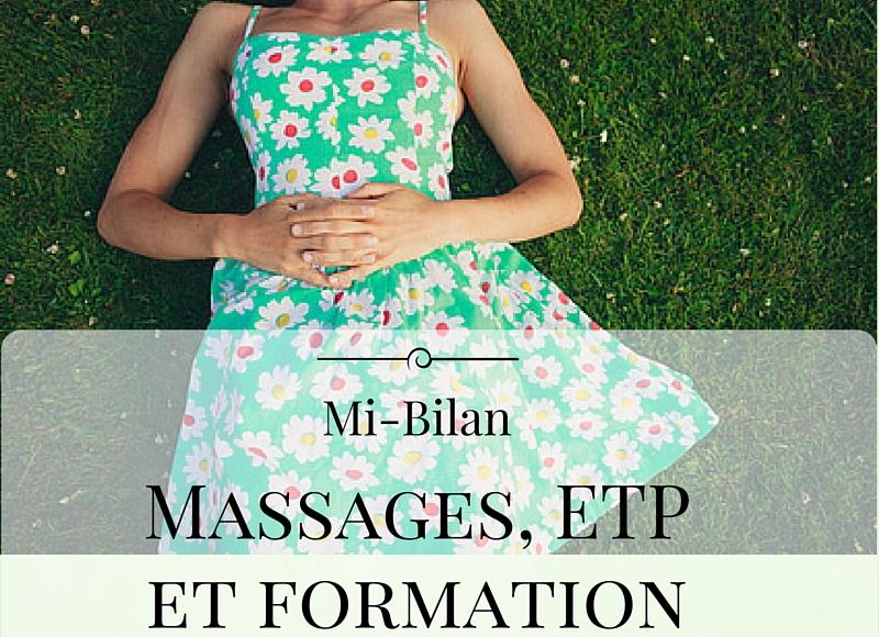 Mi-Bilan : massages, éducation thérapeutique et kiné