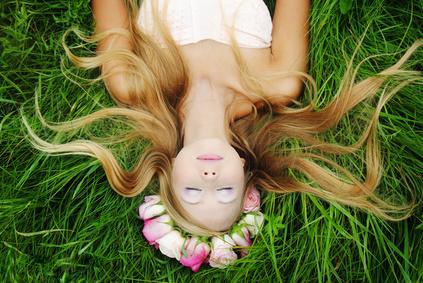 Routine capillaire naturelle spéciale cheveux fins et cuir chevelu sensible