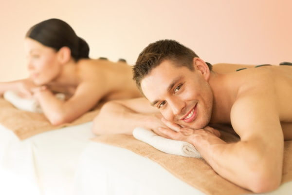 Le massage Duo pour un moment ensemble