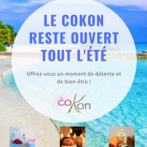Read more about the article Le coKon reste ouvert tout le mois d'août !