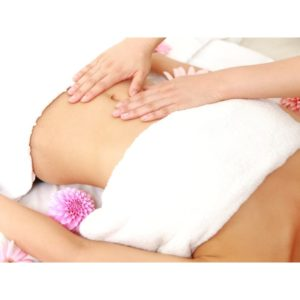 Massage abdominal 40 min