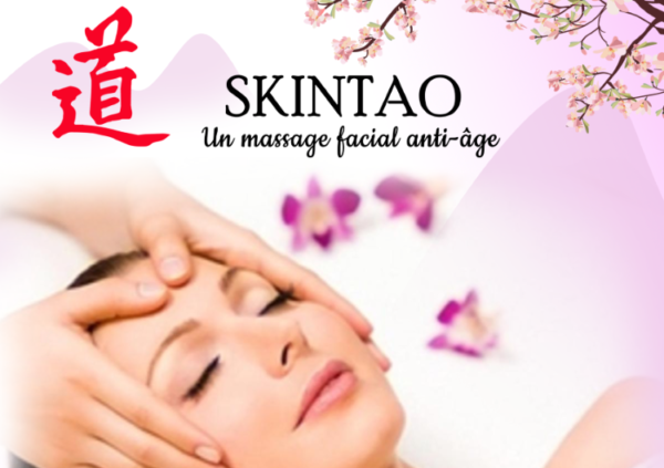 Skintao massage facial anti-âge