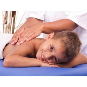 Massage pour enfant 40 min